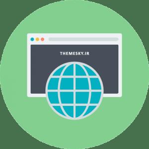 ساخت آنلاین کد فاو آیکون وبلاگ